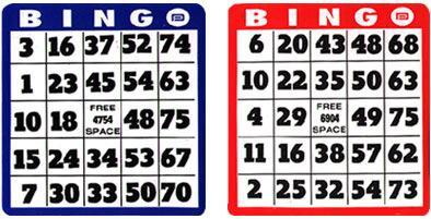 BINGO NIGHT: Feb 1st 6:15 - 9 pm