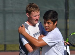 Hughes Claims ITA Regional Doubles Title