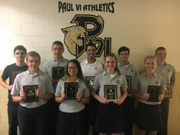 Paul VI Menke Award Recipients